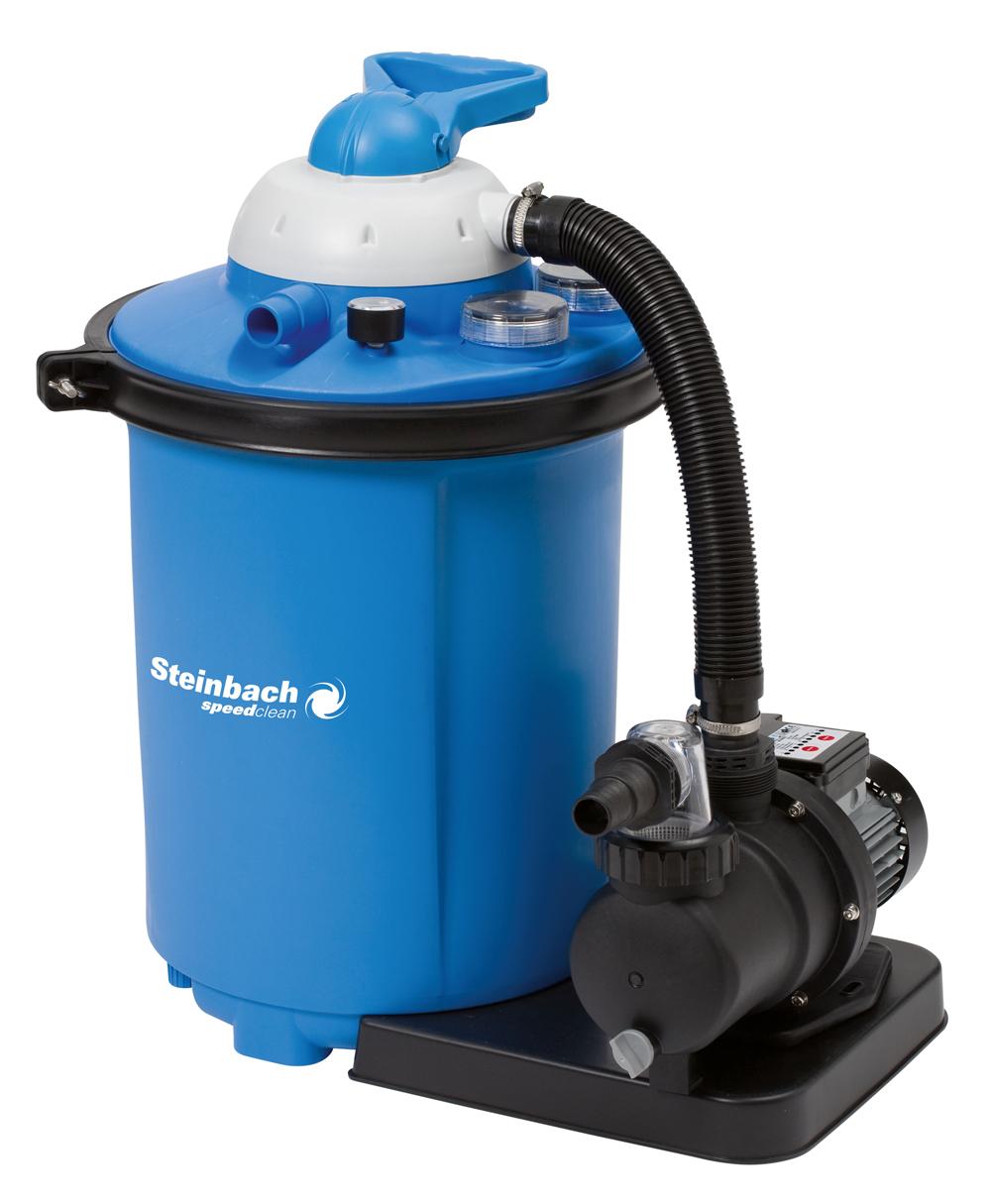 Sandfilteranlage Speed Clean 75 mit 9,5 m³ /h