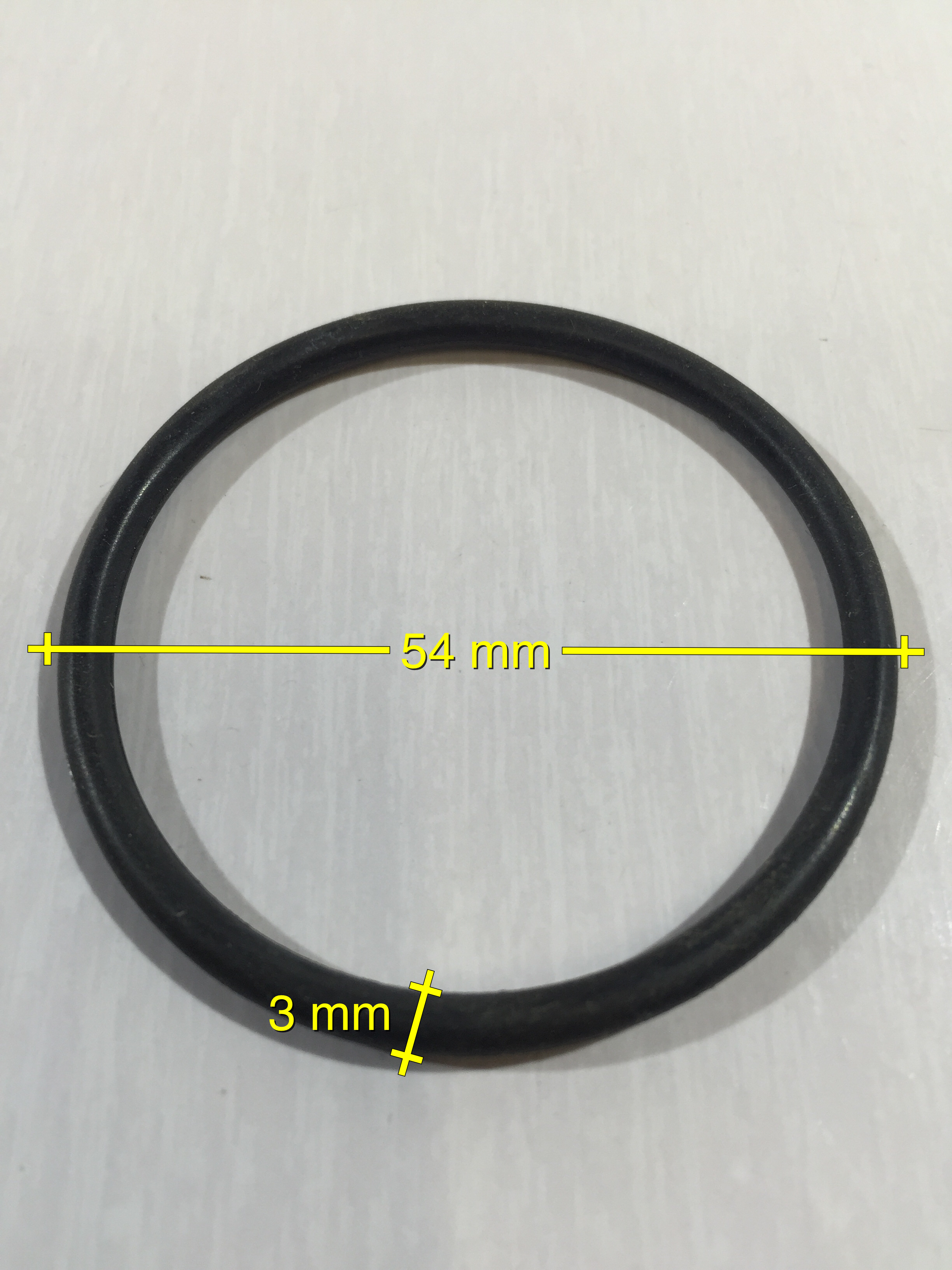 O-Ring Ø 54 x 3 mm Ersatzteil für SPS Pumpe