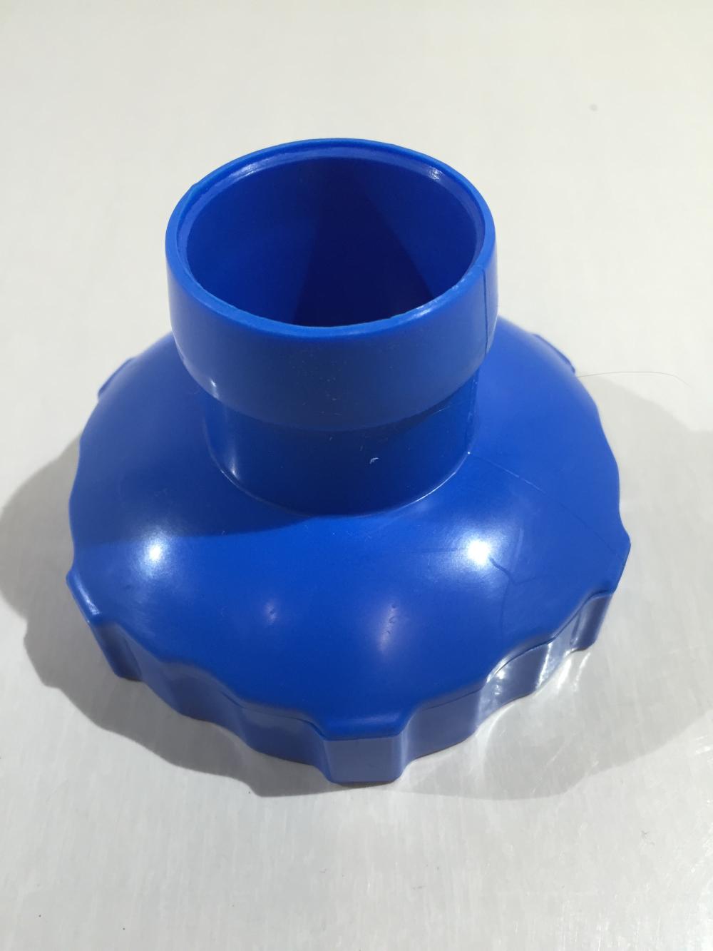 Adapter B Innengewinde mit Schlauchanschluss Ø 40mm