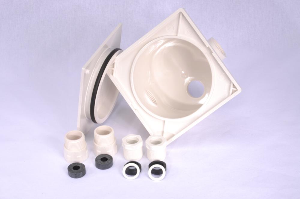 AstralPool Kabelanschlussdose aus Kunststoff mit Sicherheitsverschluss