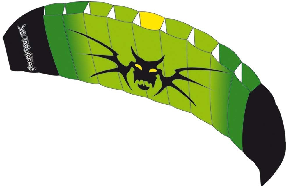 Lenkmatte Speedfoil Green Venom 186 x 75cm