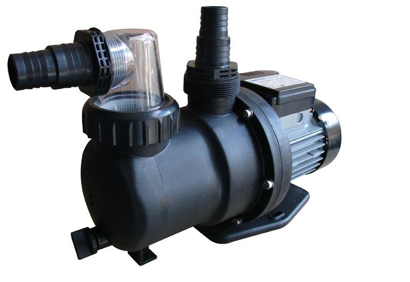Filterpumpe Ersatzpumpe SPS-100-1T für SpeedClean 75 mit 24 Std Timer
