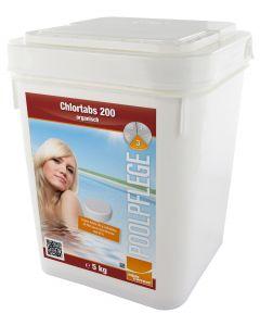 Aqua Correct Chlortabs 200 organisch 90 5kg