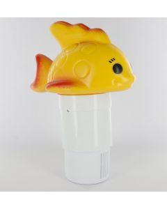Chlordosierschwimmer Fish Magic Fassungsvermögen bis zu 3 Stk. 200 g Tabletten