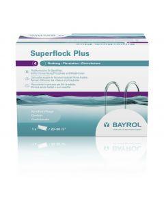 Superflock Plus Kartusche für Sandfilter 1 Kg