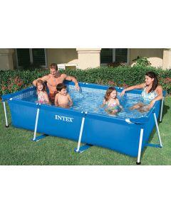 Intex Rechteck Pool Becken 260x160x65cm Family I