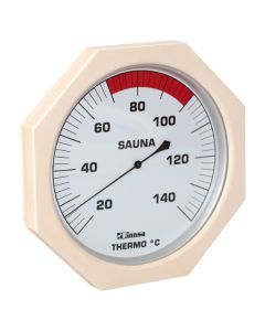XL-Sauna-Thermometer 200 mm Skala