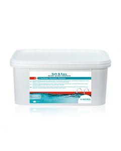 Soft & Easy 20m³ mit Aktivsauerstoff ohne Chlor 4 Btl. 2