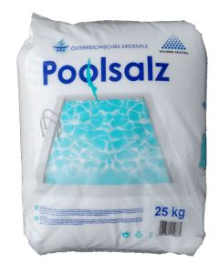 Poolsalz 25kg für Salzwassersysteme
