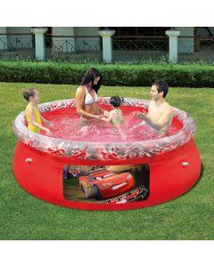 Bestway Fast Set Pool 198x51cm Disney PIXAR Cars