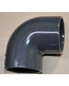 90° Winkel PVC Klebefitting d 20mm