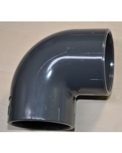 90° Winkel PVC Klebefitting d 25mm