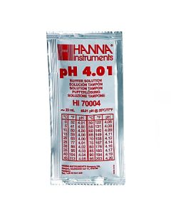 Hanna HI70004P pH 4,01 Kalibrierlösung 25 Beutel