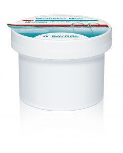 Multibloc Mini Multifunktions Chlorblock 340g zur Dauerdesinfektion für Pools bis 20m³ 0,4 Kg