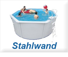 Stahlwand Pools