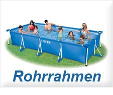 Rohrrahmen Pools