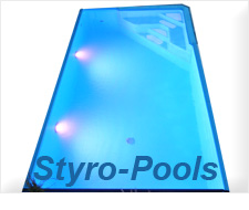 Styropor Pools