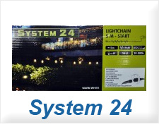 System 24 Systembeleuchtung