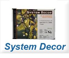 System Decor günstige Systembeleuchtung