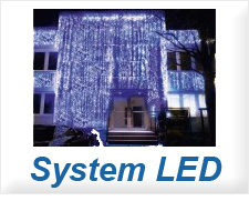 System LED Systembeleuchtung