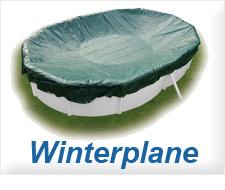 Winterabdeckplane