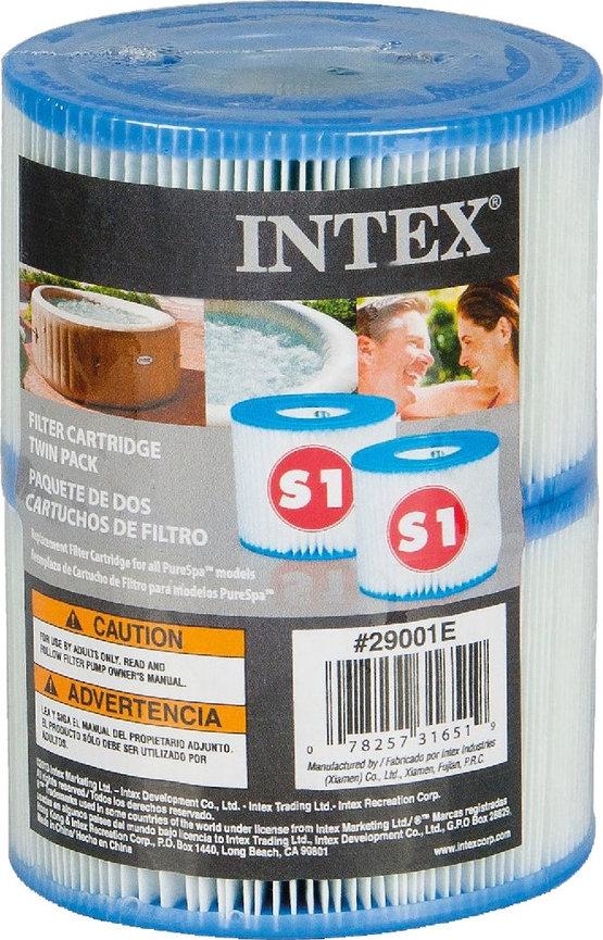INTEX Whirlpool Filterkartusche Typ S1