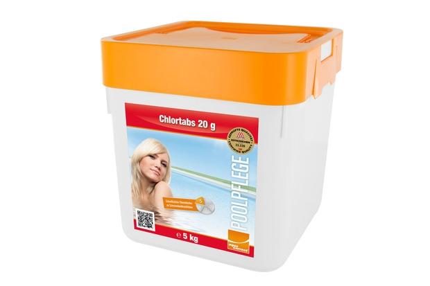 Chlortabs 20g, 5 kg