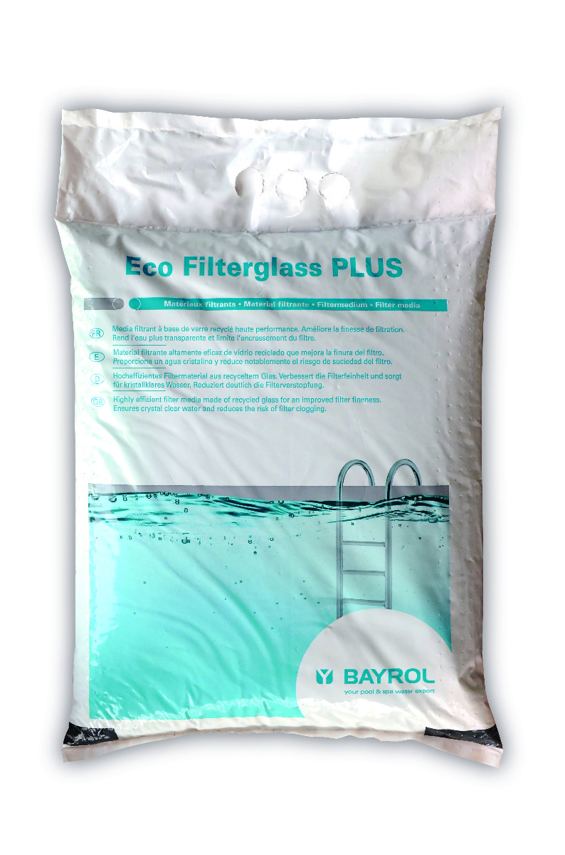Bayrol Eco Filterglass PLUS Grade 1 0,3 - 1,0 mm (4196630)