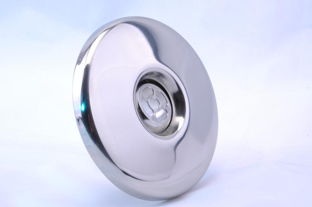 AstralPool Einlaufdüse V4A inkl. Gitter, Blende 105mm, 1 1/2