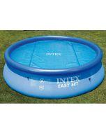 Intex Solarabdeckung 305 rund für Quickup und Frame Pool