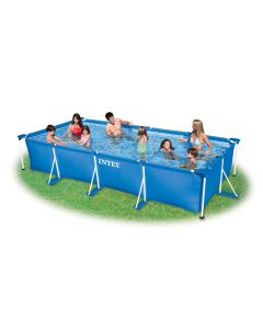 Frame Pool Set Family 300 x 200 x 75 cm
