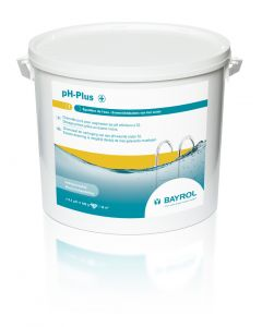 pH-Plus Granulat im Eimer 12 Kg