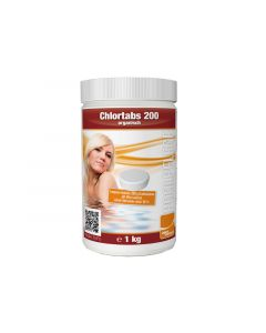Aqua Correct Chlortabs 200 g 90 1 Kg