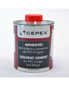 Cepex PVC - U Kleber 1000g Dose mit Pinsel