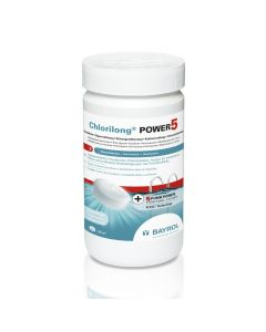 Chlorilong ® POWER 5 1.25kg – mit Clorodor Control® Kapsel