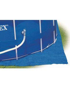 Intex Bodenschutz Plane für Pools von 244 cm bis 488