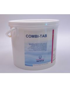 MTH Combi-Tab 200g /Combi-Block mit Chlor, Algizid und Flockung 5kg Eimer