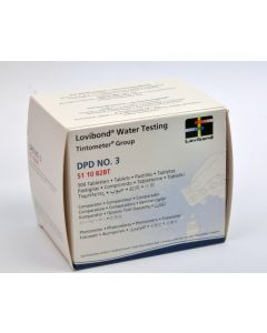 Lovibond Nachfüllpack DPD No. 3 Tabletten BF im 500er Pack Photometer
