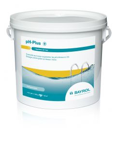 pH-Plus Granulat im Eimer 5 Kg