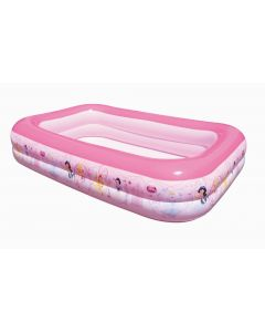 Bestway Family Pool 262x175x51cm Disney Princess