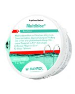 Multibloc Multifunktions Chlorblock 650g zur Dauerdesinfektion für Pools bis 30m³ 0,65 Kg
