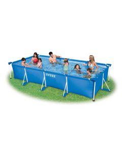 Frame Pool Set Family 300 x 200 x 75 cm