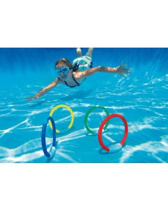 Intex Tauchringe Tauchspiel Dive Ring Set