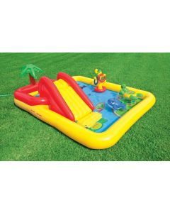Ozean Play Center 254x196x79cm inkl Wasserrutsche
