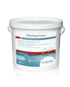 Chlorilong ® CLASSIC 5kg – mit Clorodor Control® Kapsel