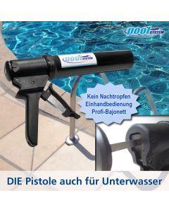 Secu-Flex PSG Pistole / Kartuschenpresse / Silikonpistole