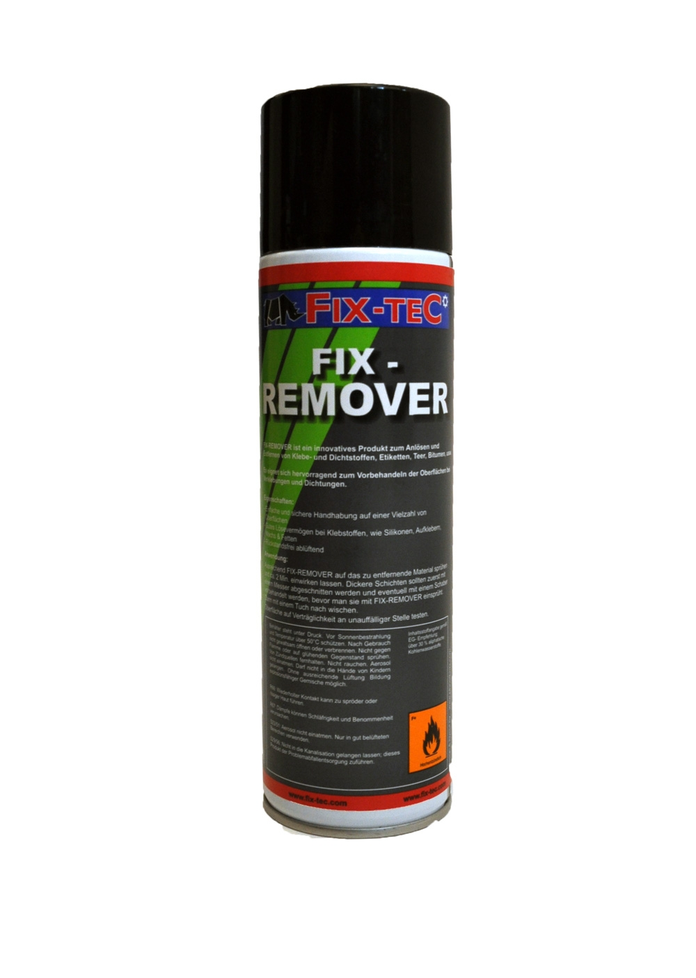FIX-Remover Anlöser 500 ml Spraydose von poolSYSTEM