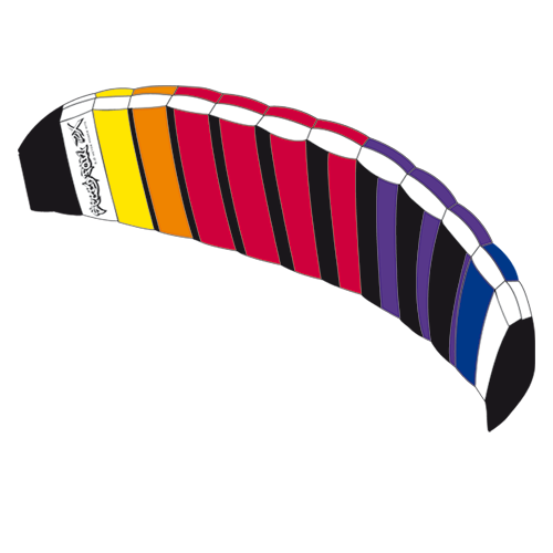 Speedfoil 2x Aurora Lenkmatte